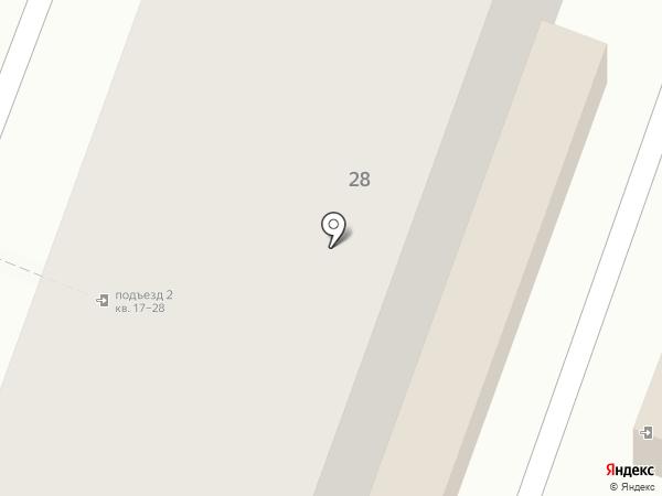 Marafett на карте