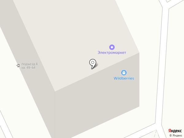 Юность на карте