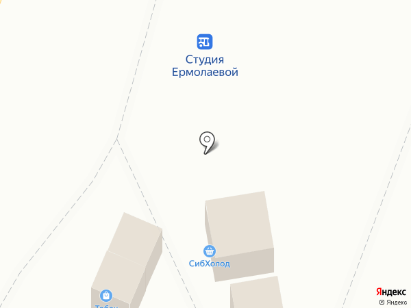 Магазин молочных продуктов на карте