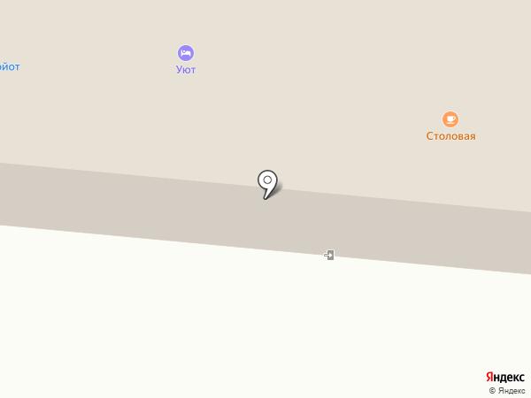 ДАФ Центр на карте