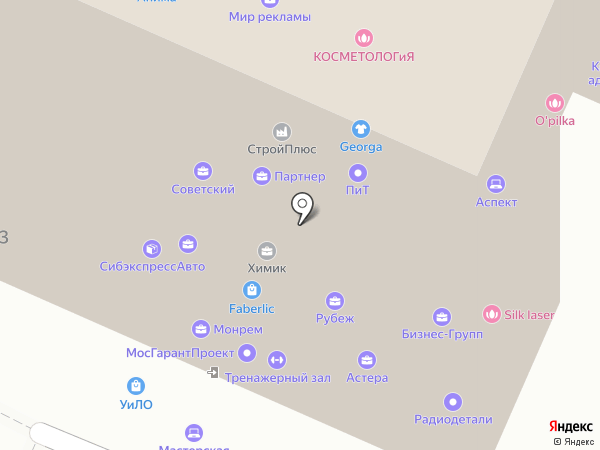 Рекорд-риэлт на карте