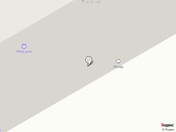 Лилу на карте