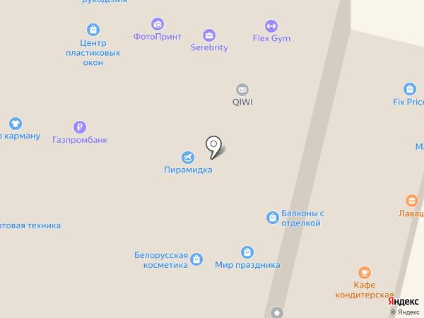 АЛЬЯНС-ПК на карте