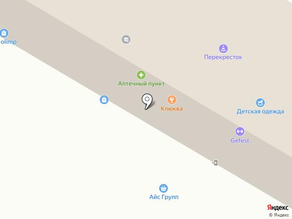 Вещь! на карте