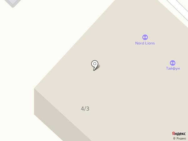 НонСтоп на карте