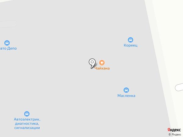 Сургут-Аларм на карте
