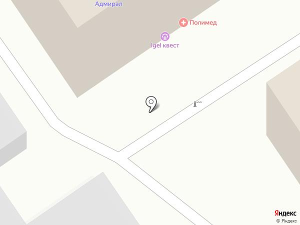 GOSTY на карте