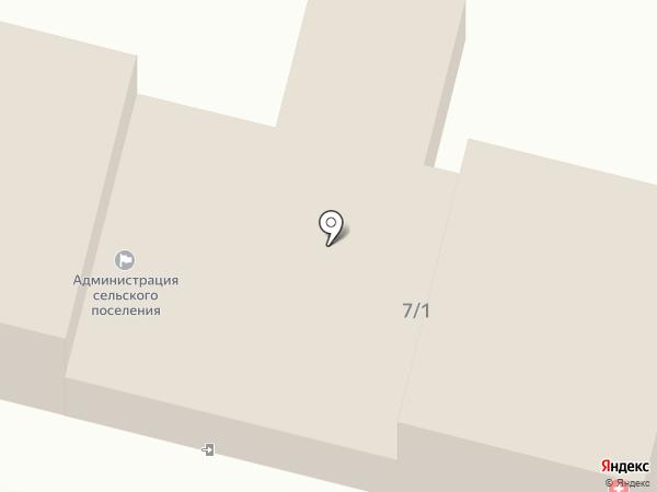 Омский фельдшерско-акушерский пункт на карте