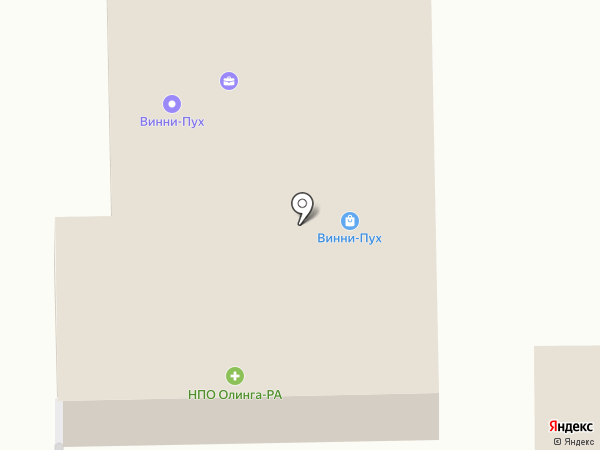 Справочно-информационная служба по защите прав потребителей на карте