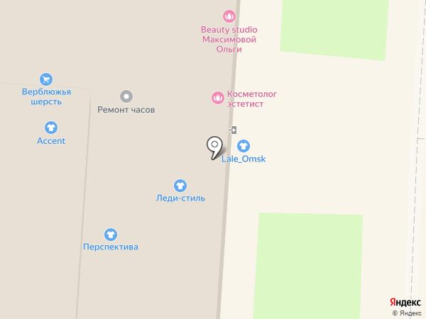 Tropicana на карте