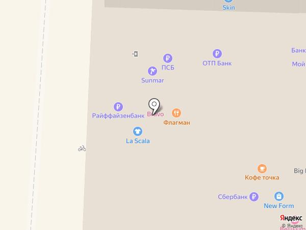 Автокредит во Флагмане на карте