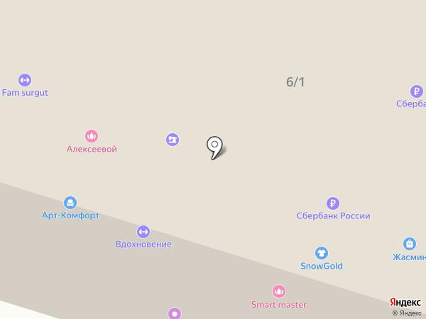 Ломбард Кристалл на карте