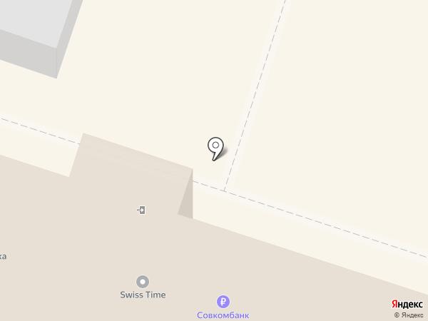 Студия-парикмахерская Юлии Петерсонс на карте