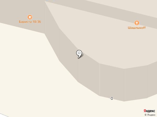 Безумный шляпник на карте