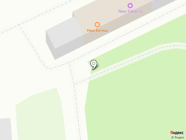 Омскпресса на карте