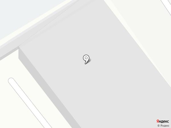Автосервис на ул. Гагарина на карте