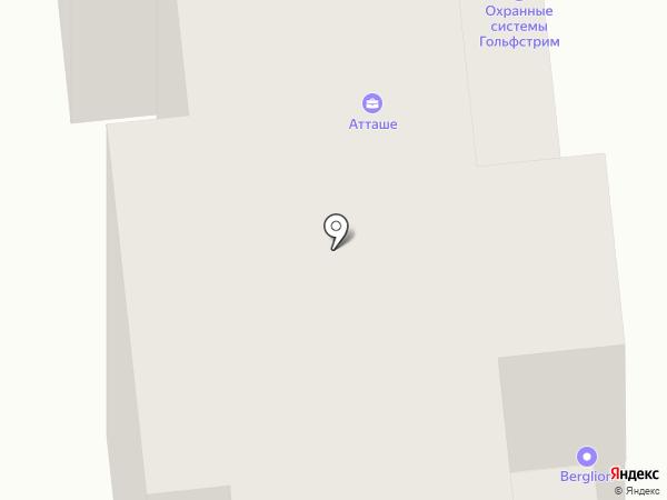 Nabs на карте