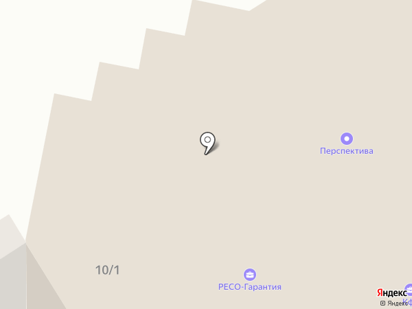 Машенька на карте