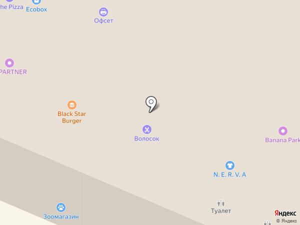 MiLedi на карте