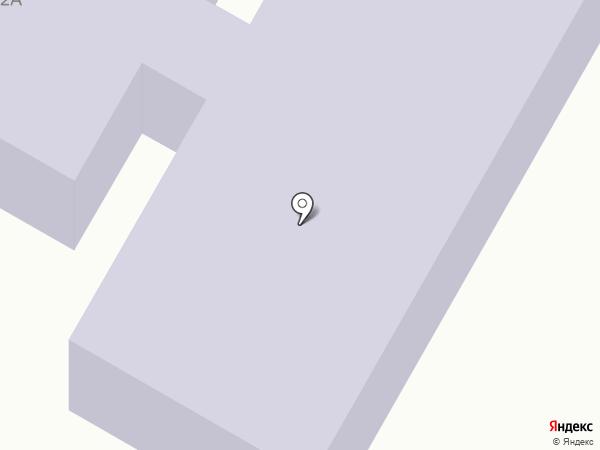 Пушкинский детский сад на карте
