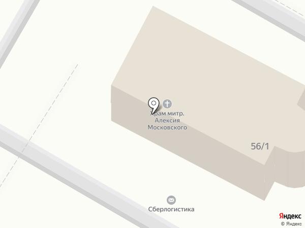 Серафимо-Вырицкая обитель милосердия на карте