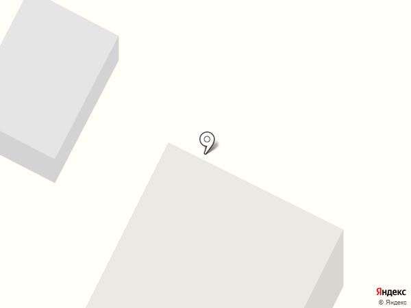Бекетовский на карте
