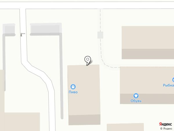 Магазин пива на карте