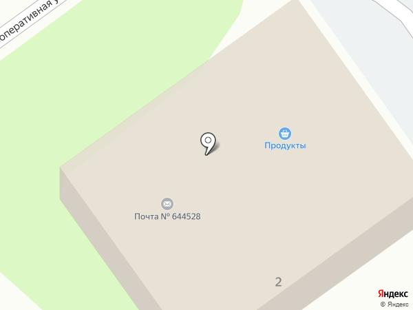 Почтовое отделение №528 на карте