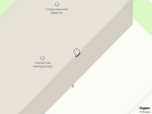 Прокуратура г. Муравленко на карте