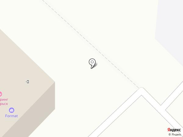 Леди-Style на карте