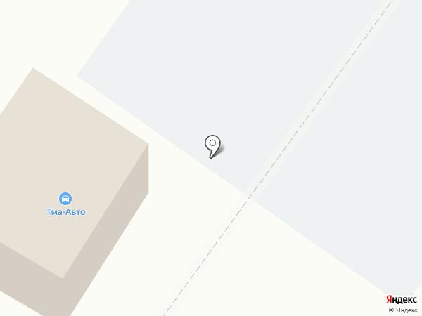 ТМА-Авто на карте