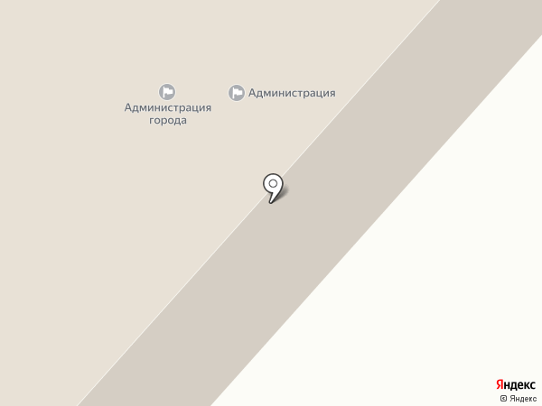 Департамент муниципального заказа администрации г. Мегиона на карте