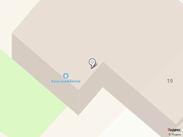 Мегионский отдел инспектирования на карте
