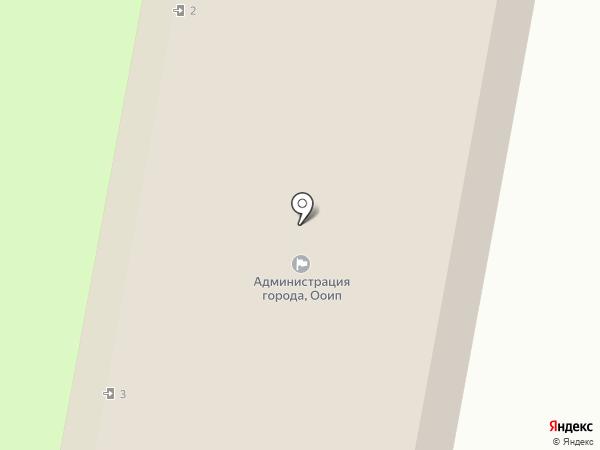 Управление опеки и попечительства администрации г. Мегиона на карте