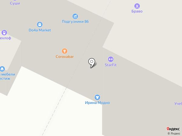 FitXBody на карте