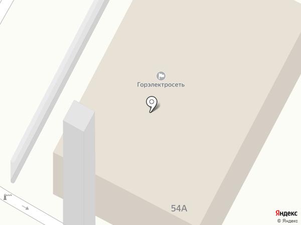 Производственно-диспетчерская служба на карте