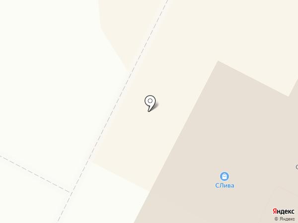 ДаВинчик на карте