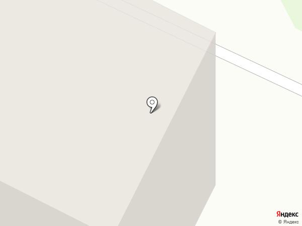 Белая корова на карте