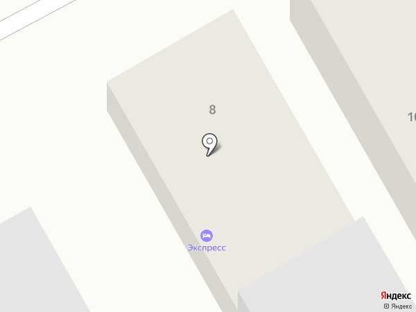 Баня-гостиница на карте