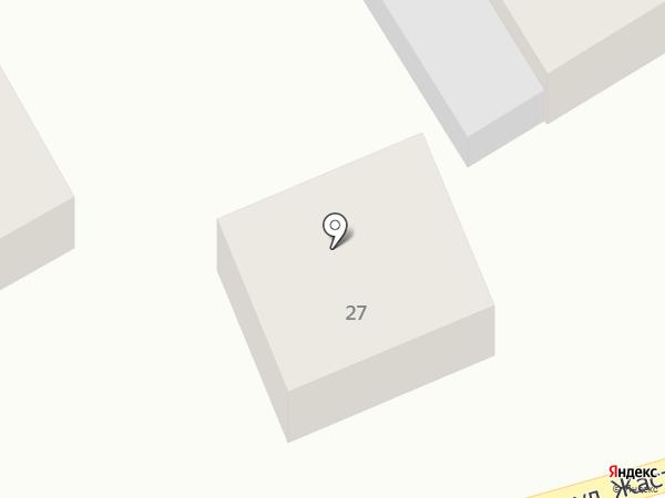Тилек на карте