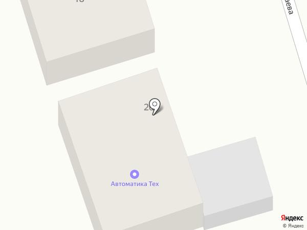 Автоматика Тех на карте