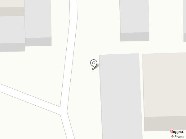 Береке на карте