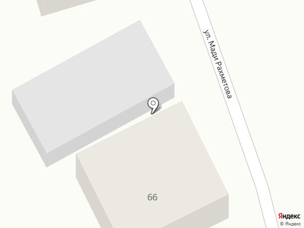 SAVKAZ на карте