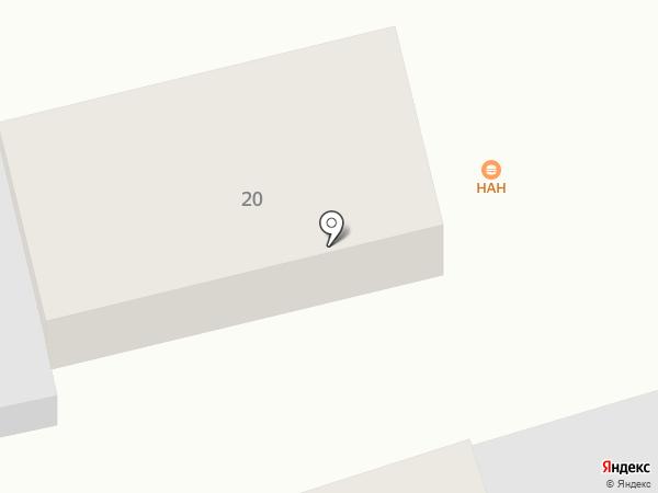 У Юры на карте