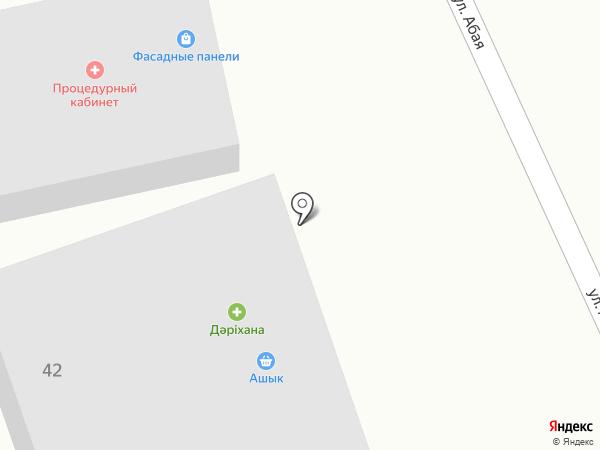 Данна на карте