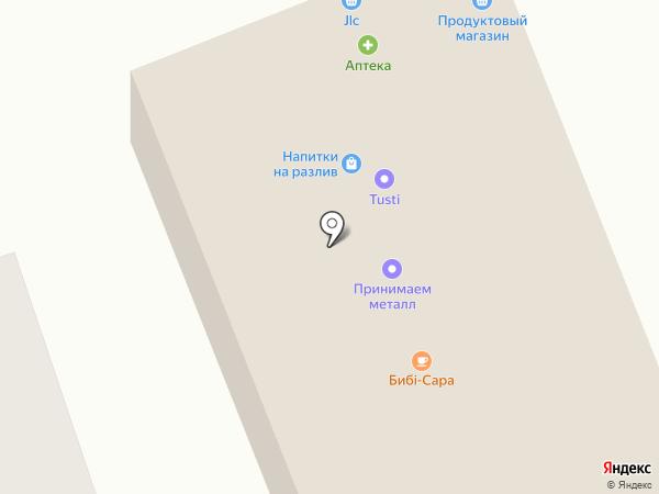 Нотариус Ибрагимова Г.А. на карте