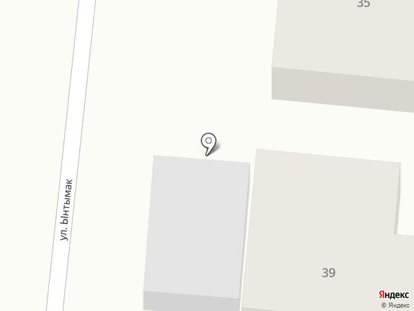 Аружан на карте