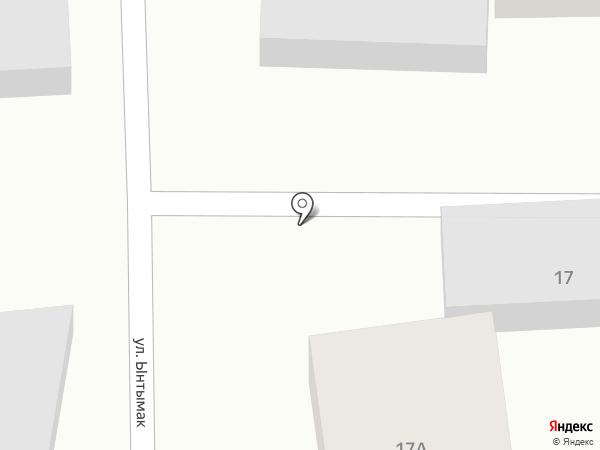 Бекарыстан на карте