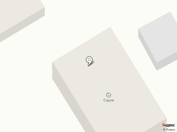 Саулемай на карте