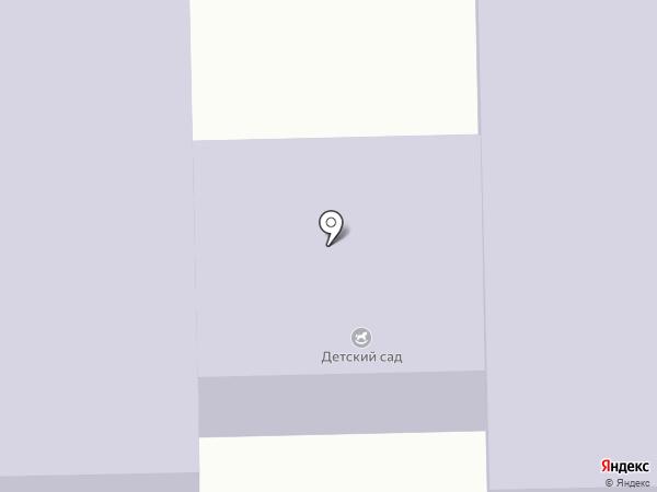 Родничок на карте
